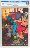 Golden Age (1938-1955):Science Fiction, Ibis The Invincible #3 Diamond Run Pedigree (Fawcett Publications,1945) CGC VF 8.0 Cream to off-white pages....