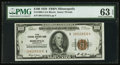 Fr. 1890-I $100 1929 Federal Reserve Bank Note. PMG Choice Uncirculated 63 EPQ