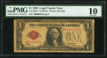 Small Size:Legal Tender Notes, Fr. 1500* $1 1928 Legal Tender Note. PMG Very Good 10.. ...