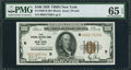 Small Size:Federal Reserve Bank Notes, Fr. 1890-B $100 1929 Federal Reserve Bank Note. PMG Gem Uncirculated 65 EPQ.. ...