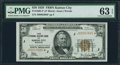 Small Size:Federal Reserve Bank Notes, Fr. 1880-J* $50 1929 Federal Reserve Bank Note. PMG Choice Uncirculated 63 EPQ.. ...
