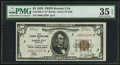 Small Size:Federal Reserve Bank Notes, Fr. 1850-J* $5 1929 Federal Reserve Bank Note. PMG Choice Very Fine 35 EPQ.. ...