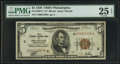 Small Size:Federal Reserve Bank Notes, Fr. 1850-C* $5 1929 Federal Reserve Bank Note. PMG Very Fine 25 EPQ.. ...