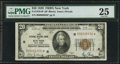 Small Size:Federal Reserve Bank Notes, Fr. 1870-B* $20 1929 Federal Reserve Bank Note. PMG Very Fine 25.. ...