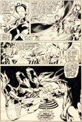 Original Comic Art:Panel Pages, John Byrne and Terry Austin X-Men #114 Story Page 6 OriginalArt (Marvel, 1978)....
