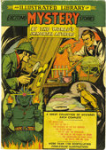 Golden Age (1938-1955):Crime, Classics Illustrated Giants: An Illustrated Library of Exciting Mystery Stories (Gilberton, 1949) Condition: VG/FN....