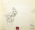 "animation art:Production Cel, ""The Autograph Hound"" Animation Production Drawing Original Art,Group of 3 (Disney, 1939). ... (Total: 3 Items)"