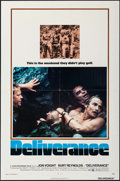 "Movie Posters:Action, Deliverance (Warner Brothers, 1972). One Sheet (27"" X 41"").Action.. ..."