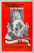 "Movie Posters:Action, Running with the Devil & Others Lot (Unisphere, 1973). OneSheets (6) (27"" X 41"" & 28"" X 40""). Action.. ... (Total: 6Items)"