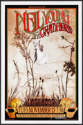 Movie Posters:Rock and Roll, Neil Young and Crazy Horse with Los Lobos at the Calgary Saddledomeby Bob Masse (Bob Masse, 2015). Autographed Art Print (1...