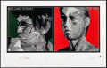 "Movie Posters:Rock and Roll, Rolling Stones: Tattoo You (Musicom International, 1998). LimitedNumber Edition Poster (21.5"" X 34""). Rock and Roll.. ..."