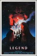 "Movie Posters:Fantasy, Legend (Universal, 1986). One Sheet (27"" X 41""). Fantasy.. ..."