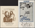 Movie Posters:Rock and Roll, The Kris Kristofferson Show with Rita Coolidge at the BerkeleyCommunity Theater & Other Lot (San Francisco Bay Holding Co.,1... (Total: 2 Items)