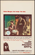 """Movie Posters:Drama, The Helen Morgan Story & Others Lot (Warner Brothers, 1957). Window Cards (3) (14"""" X 22""""). Drama.. ... (Total: 3 Items)"""