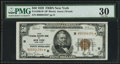 Fr. 1880-B* $50 1929 Federal Reserve Bank Note. PMG Very Fine 30