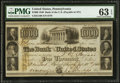 Obsoletes By State:Pennsylvania, Philadelphia, PA- Bank of the United States $1000 Dec. 15, 1840 G100. ...