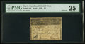 Colonial Notes:North Carolina, North Carolina April 2, 1776 $5 Thrush PMG Very Fine 25.. ...