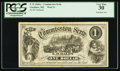 Obsoletes By State:Maine, Gardiner, ME - E.D. Hailey, Commission Scrip $1 Undated Wait 21. ...