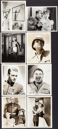"""Movie Posters:Action, Gunga Din (RKO, 1939). Photos (22) (approx. 8"""" X 10""""). Action.. ... (Total: 22 Items)"""