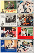 "Movie Posters:Comedy, Paper Moon & Others Lot (Paramount, 1973). Lobby Cards (78) (11"" X 14""). Comedy.. ... (Total: 78 Items)"