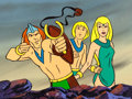 Animation Art:Production Cel, The Herculoids Production Bumper Cel and Background(Hanna-Barbera, 1967)....