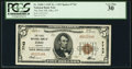 National Bank Notes:Nevada, Elko, NV - $5 1929 Ty. 1 The First NB Ch. # 7743. ...