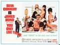 "Movie Posters:James Bond, You Only Live Twice (United Artists, 1967). Subway (45"" X 59.5"")Style C. James Bond.. ..."