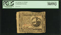 Colonial Notes:Continental Congress Issues, Continental Currency February 17, 1776 $2 PCGS Choice About New 58PPQ.. ...