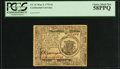 Colonial Notes:Continental Congress Issues, Continental Currency May 9, 1776 $1 PCGS Choice About New 58PPQ.....
