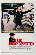 "Movie Posters:Action, The French Connection (20th Century Fox, 1971). One Sheet (27"" X 41""). Action.. ..."