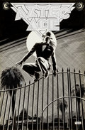 Original Comic Art:Covers, Tom Yeates Aztec Ace #15 Cover Original Art (Eclipse,1985)....