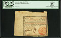 Colonial Notes:Georgia, Georgia September 10, 1777 $1 PCGS Apparent Very Fine 25.. ...
