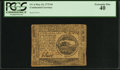 Colonial Notes:Continental Congress Issues, Continental Currency May 10, 1775 $4 PCGS Extremely Fine 40.. ...
