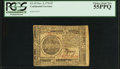 Colonial Notes:Continental Congress Issues, Continental Currency November 2, 1776 $7 PCGS Choice About New55PPQ.. ...