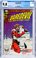 Modern Age (1980-Present):Superhero, Daredevil #182, 184, and 187 CGC-Graded Group (Marvel, 1982) CGCNM/MT 9.8 Page Quality Varies.... (Total: 3 Comic Books)