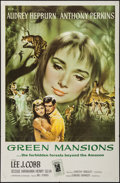 "Movie Posters:Drama, Green Mansions (MGM, 1959). One Sheet (27"" X 41""). Drama.. ..."