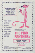 """Movie Posters:Animated, Sink Pink (United Artists, 1965). One Sheet (27"""" X 41""""). Animated....."""