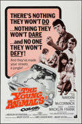 """Movie Posters:Exploitation, The Young Animals (American International, 1968). One Sheet (27"""" X 41""""). Exploitation.. ..."""