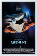 """Movie Posters:Horror, Gremlins (Warner Brothers, 1984). One Sheet (27"""" X 41""""). Horror.. ..."""