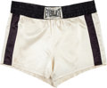 Boxing Collectibles:Memorabilia, 1972 Muhammad Ali Training Worn Trunks....