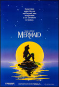 "Movie Posters:Animation, The Little Mermaid (Buena Vista, 1989). One Sheet (27"" X 40"") DS. Animation.. ..."