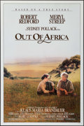 """Movie Posters:Drama, Out of Africa & Other Lot (Universal, 1985). One Sheets (2) (27"""" X 40"""", & 27"""" X 41"""") SS & DS. Drama.. ... (Total: 2 Items)"""