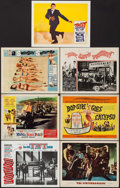 """Movie Posters:Rock and Roll, The Big T.N.T. Show & Others Lot (American International,1966). Lobby Cards (7) (11"""" X 14""""). Rock and Roll.. ... (Total: 7Items)"""