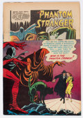 Golden Age (1938-1955):Horror, The Phantom Stranger #1 (DC, 1952) Condition: PR....