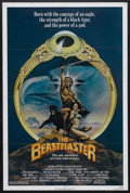 """Movie Posters:Fantasy, The Beastmaster (MGM/UA, 1982). One Sheet (27"""" X 41""""). Fantasy Adventure. Starring Marc Singer, Tanya Roberts, Rip Torn and ..."""