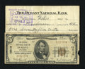 National Bank Notes:Georgia, Atlanta, GA - $5 1929 Ty. 1 The Atlanta NB Ch. # 1559. This bank isnow part of Wachovia Bank. PCGS Fine 12....
