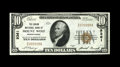 """National Bank Notes:Pennsylvania, Mount Wolf, PA - $10 1929 Ty. 1 The Union NB Ch. # 9361. We sold the """"C"""" position sheet mate to this note in the same ..."""
