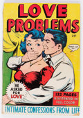 Golden Age (1938-1955):Romance, Fox Giants Love Problems (Fox Features Syndicate, 1949) Condition:GD/VG....