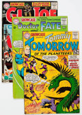Silver Age (1956-1969):Miscellaneous, Showcase Group of 14 (DC, 1962-70) Condition: Average VG.... (Total: 14 Comic Books)