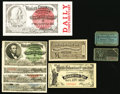 Miscellaneous:Other, World's Columbian Exposition 1893 Tickets and More Souvenirs.. ...(Total: 14 items)